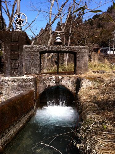 美野原用水